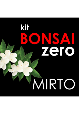 Kit Bonsai Zero Myrtus Communis