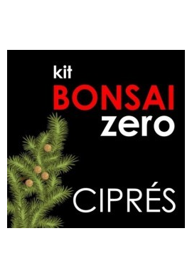 Kit Bonsai Zero Cupressus Sempervirens